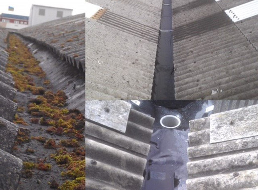 What is Gutter Lining?