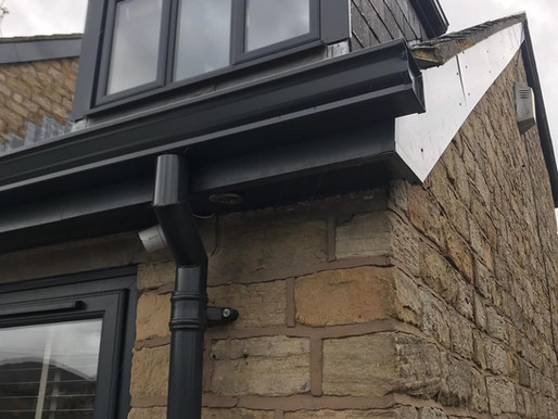 Why do we actually need gutters?