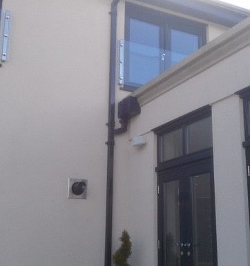 Aluminium Down Pipes by Bridge Rainwater Solutions