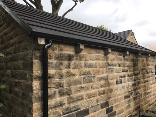 The History of Seamless Aluminium Guttering