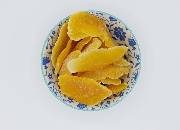 Mango Met suiker