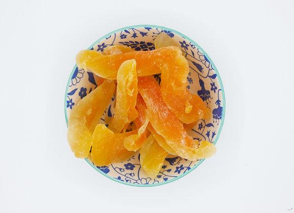 Cantaloupe schijfjes meloen