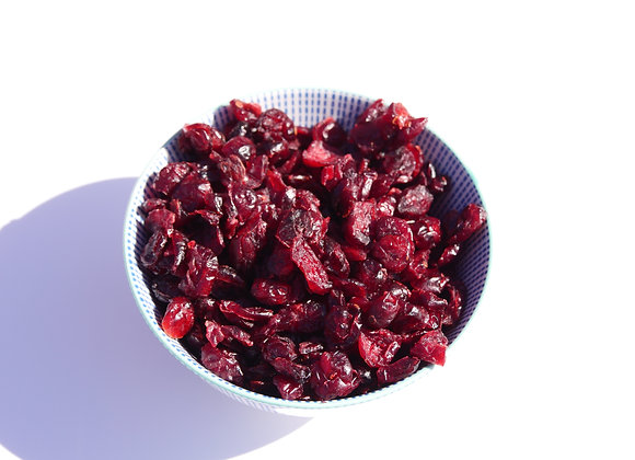 Cranberries Met Appeldiksap