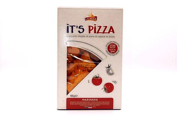 Marinara Pizza crackers