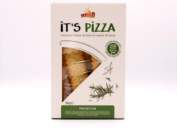Focaccia Pizza Crackers