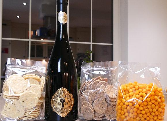 """Golden Wine"" Pakket"