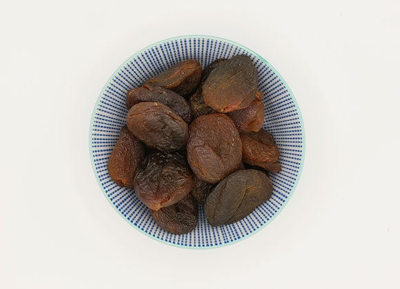 Ongezwavelde abrikozen