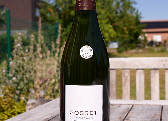 "Champagne Gosset ""Extra Brut Excellence"""
