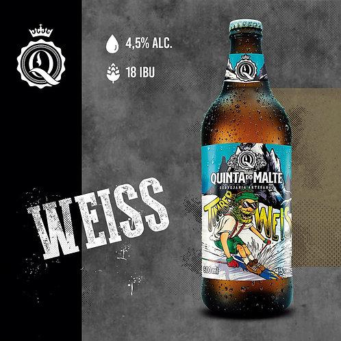 Cerveja Quinta do Malte Weiss  – 600 ml