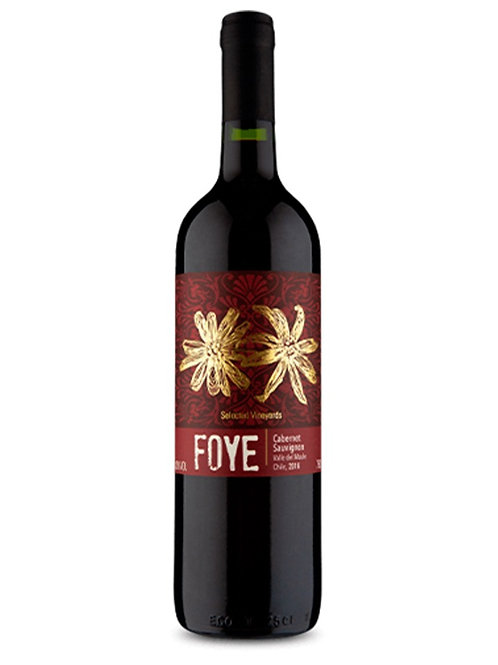Vinho Tinto Foye Reserva Cabernet Sauvignon - Chile