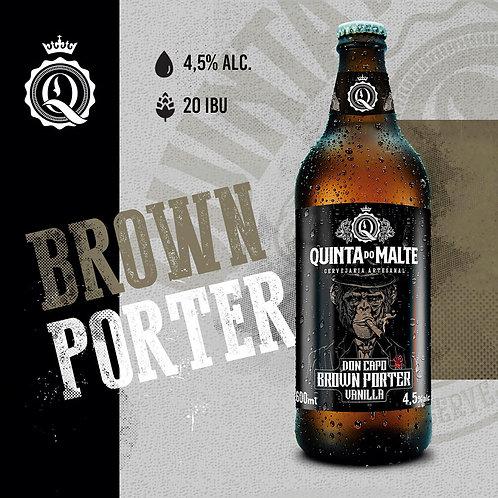 Cerveja Quinta do Malte Don Capo  – 600 ml