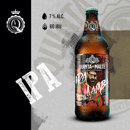 Cerveja Quinta do Malte Mamba IPA – 600 ml