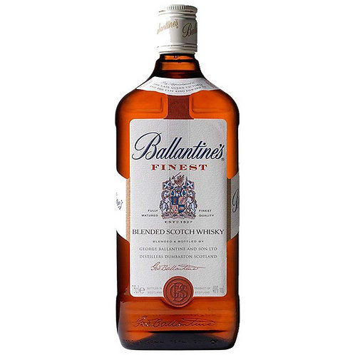 Whisky Ballantines 8 Anos - Escócia