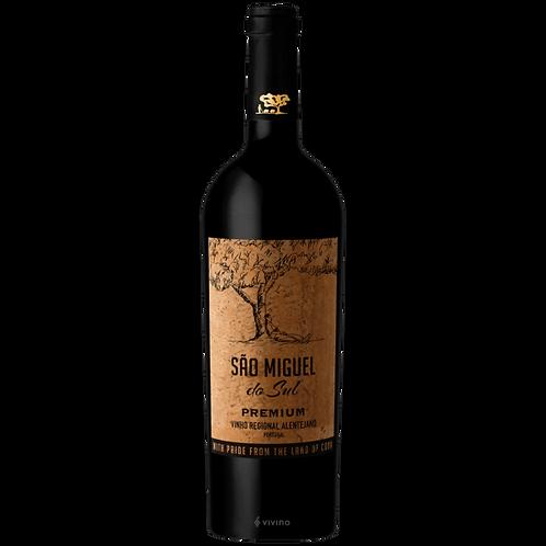 Vinho Tinto Seco Alentejano São Miguel - Portugal