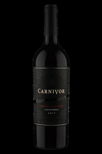 Vinho Tinto Carnivor Carbenet Sauvignon - Califórnia