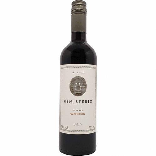 Vinho Tinto Hemisferio Reserva Carménère
