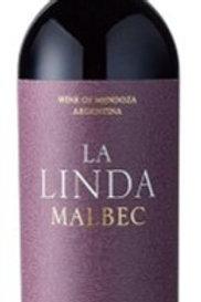 Vinho Tinto La Linda Malbec - Argentina