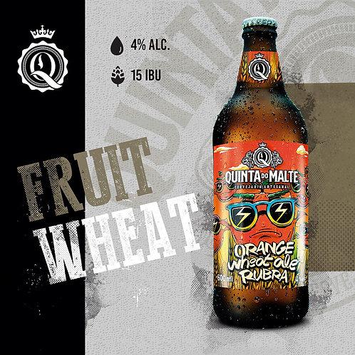 Cerveja Quinta do Malte Wheat Ale  – 600 ml