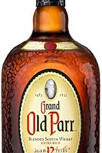 Whisky Old Parr 12 Anos - Escócia
