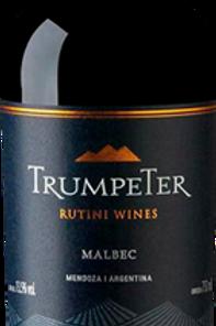 Vinho Tinto Seco Trumpeter Malbec - Argentina