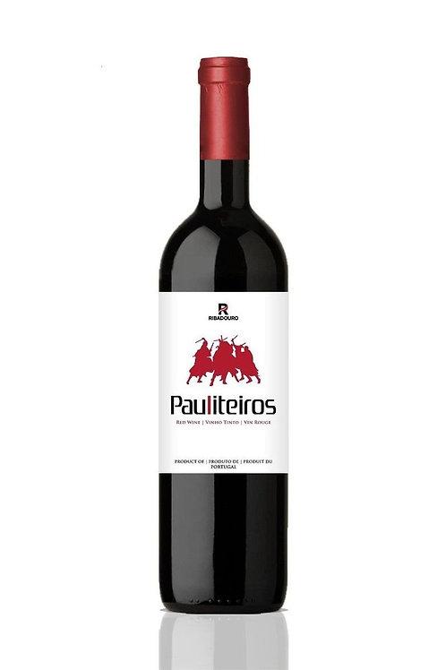 Vinho Tinto Pauliteiros Português