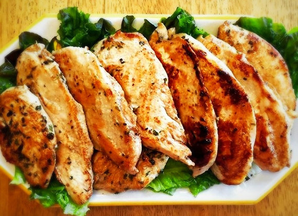 Lime & Chilli Chicken Breasts