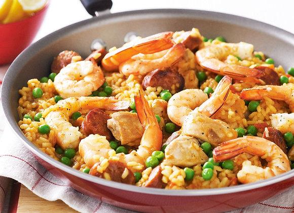 Paella at Chef Nemo
