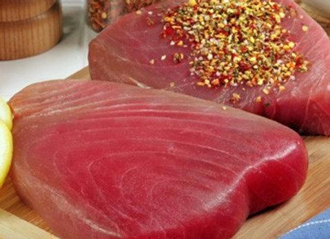 Tuna Steaks at Chef Nemo