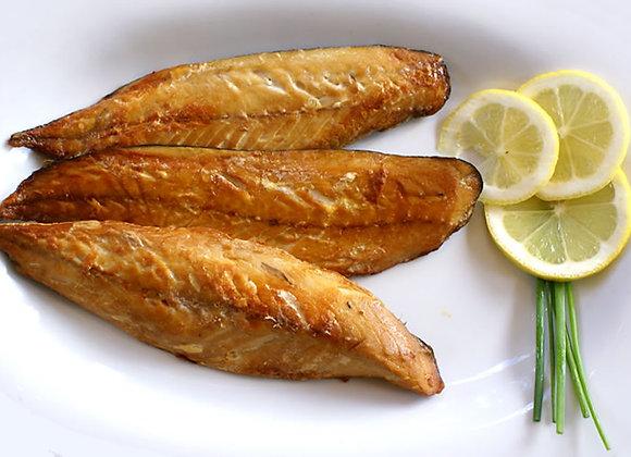 Smoked mackerel at Chef Nemo