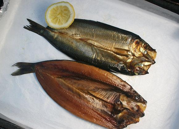 Manx Kippers  at Chef Nemo