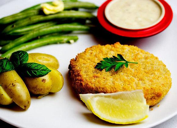 Smoked Cod Fish Cakes