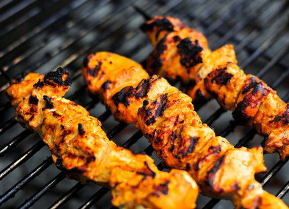 Chicken Marinated Kebabs