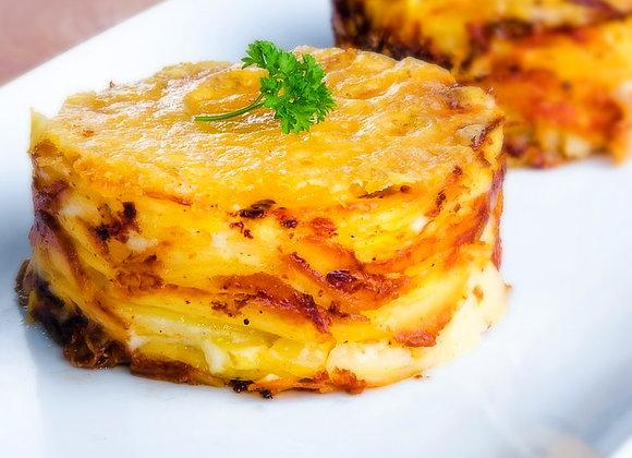 Potato Gratin / Potato Gratin Dauphinoise