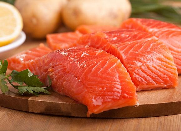 Faroe Island Salmon Fillets at Chef Nemo