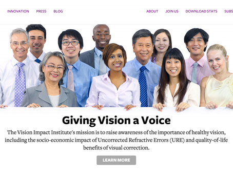 Vision Impact Institute Sets Sights on Future