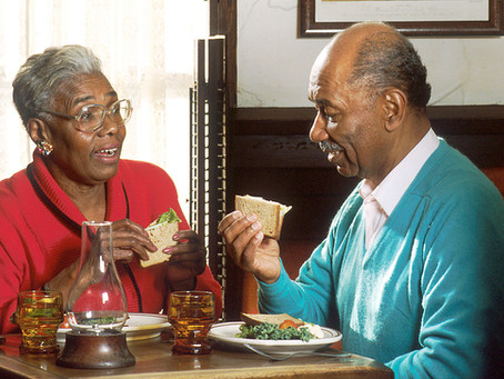 Senior Nutrition is an Often Overlooked (But Essential) Part of Overall Health