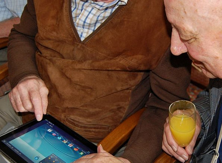 Social Media's Surprising Effect on the Elderly