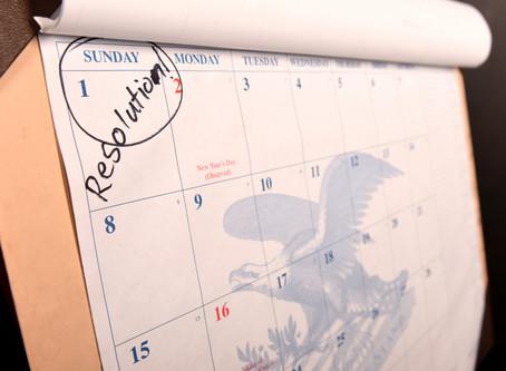 5 Easy New Year's Resolutions for Elderly Folks