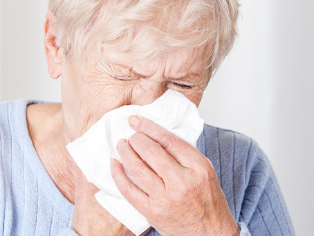 Elderly Care Tips: Cleaning Tips for Seniors with Allergies