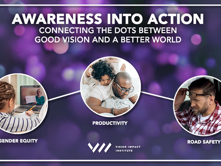 Beyond Awareness: Vision Must Be Included in the Development Conversation