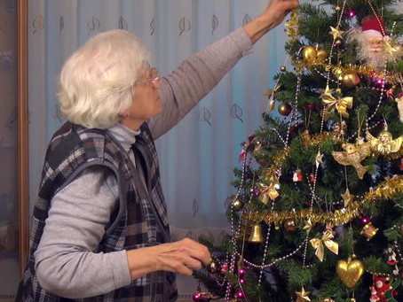 How Caregivers Can Handle Holidays with Dementia Patients