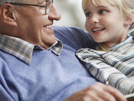 How Family Caregivers Can Involve Children in the Caregiving Process
