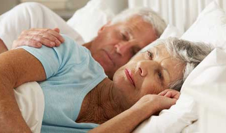 Sleep Disorders in Seniors Can Increase the Risk of Stroke