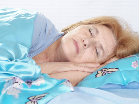 Sleep Problems and How They Affect the Elderly