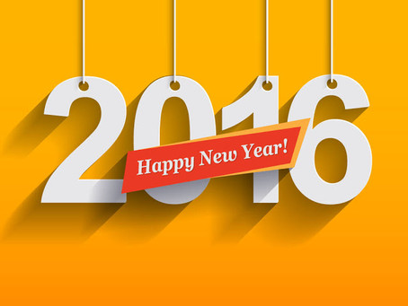 Happy New Year from Second Family Home Care!