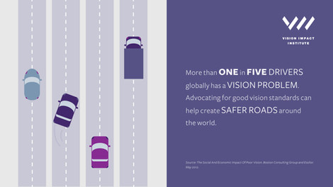 One in Five Drivers Has Vision Problem