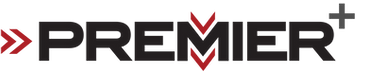 PremierSS Logo BlackRed PLUS Managed Ser