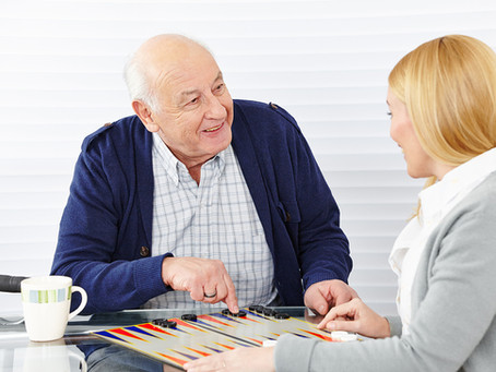 Exercising the Mind is Good for Caregivers and Seniors Alike