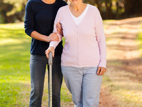 Stroke Victims Can Rely on Home Care For Help