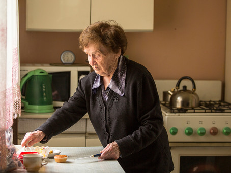 How Failing Memories Can Impact Senior Home Safety